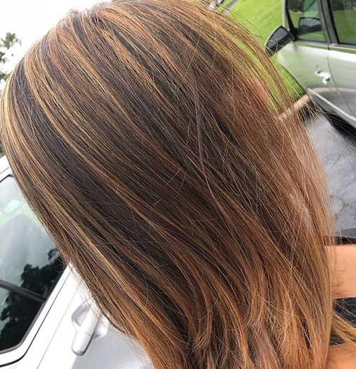 40 Eye Catching Blonde Highlights For Brown Hair Bronde