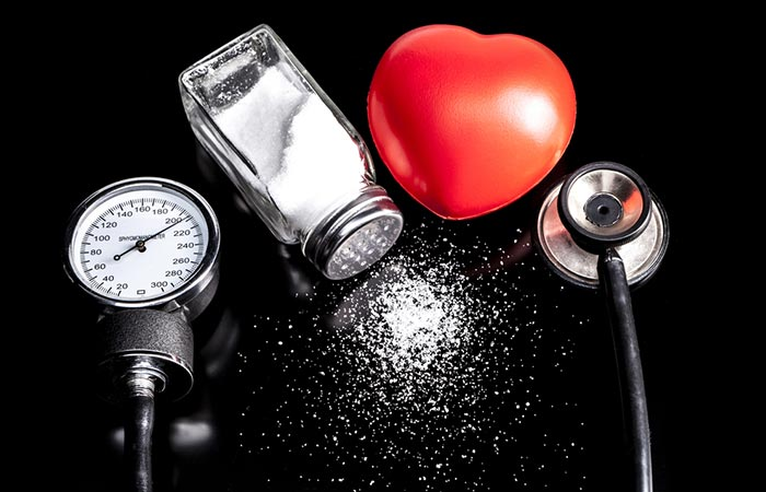 How Is Sodium Linked To Blood Pressure
