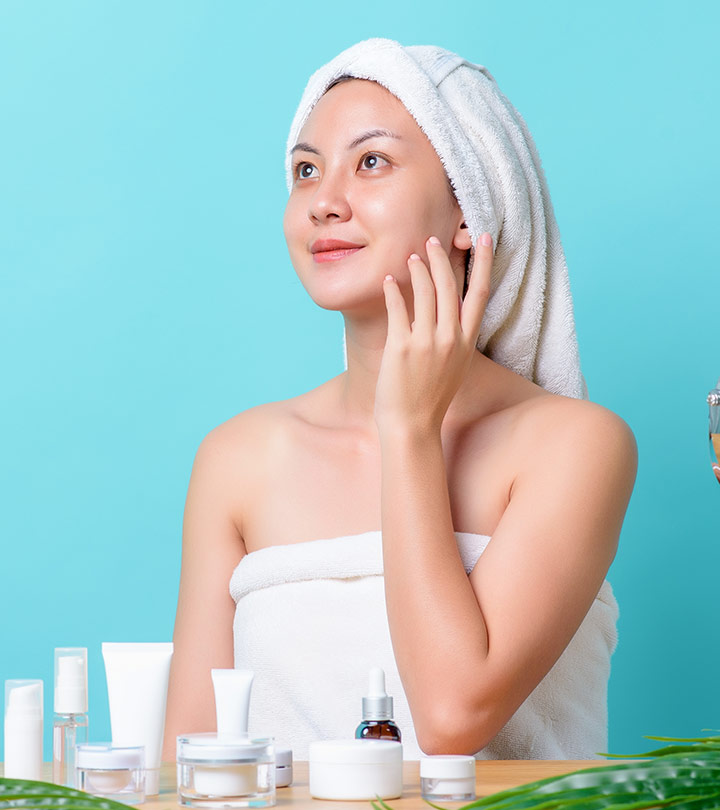 How To Apply Skin Care Products: The Right Order