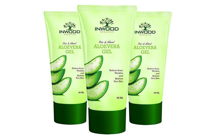 Inwood Natural Aloevera Gel
