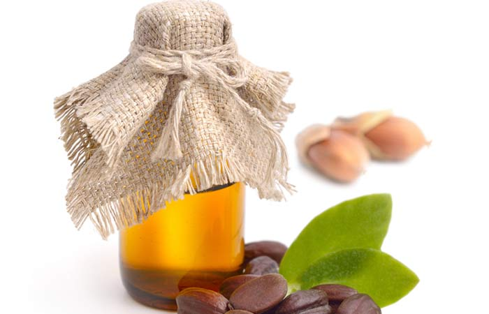 Jojoba Oil for Forhead Wrinkles in Hindi