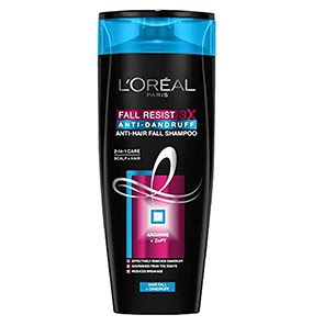 L'Oreal Paris Fall Resist Anti Dandruff Shampoo