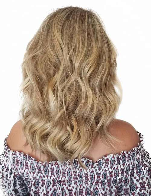 Layered Haircut
