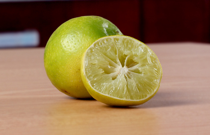 Lemon for Clear  Skin in Hindi