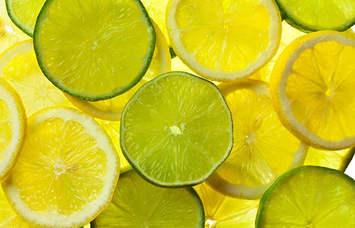 Lemon for Pigmentation in Hindi