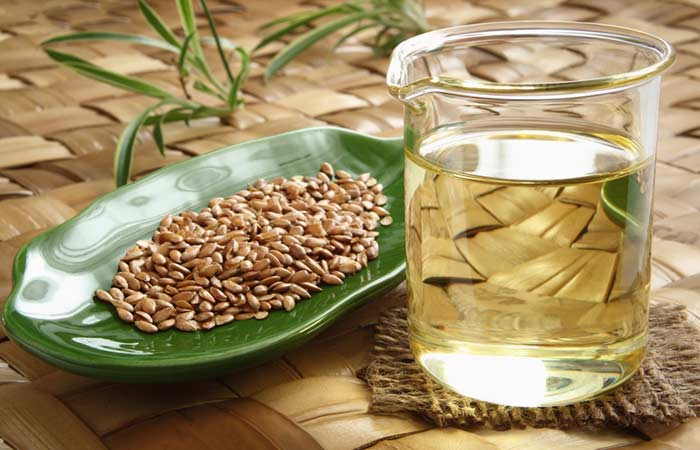 Linseed Seed for Forhead Wrinkles in Hindi