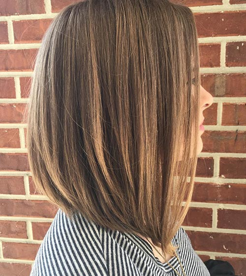 Long Wedge Cut