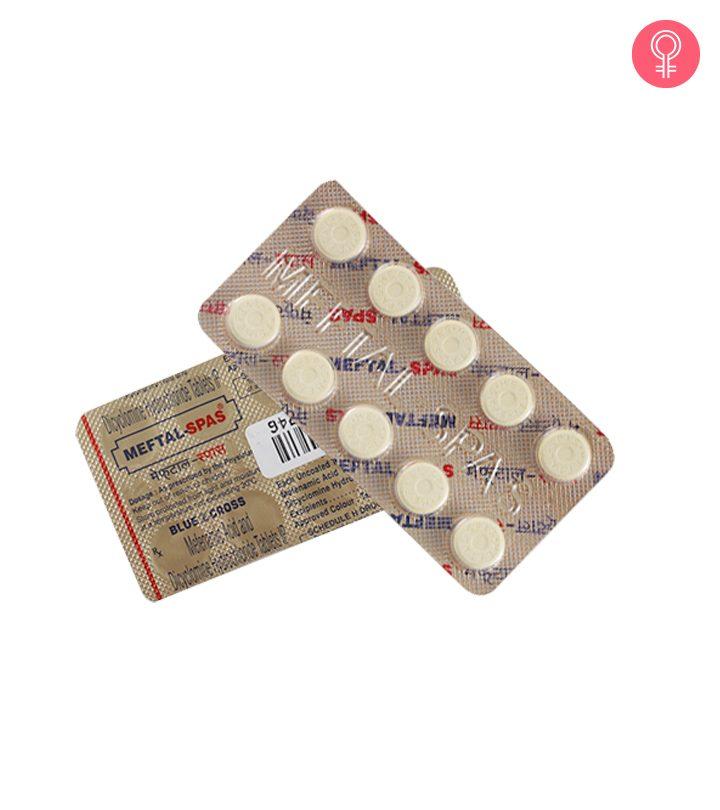 Meftal Spas: To Treat Menstrual Cramps Other Uses