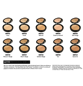 NYX Professional Makeup Stay Matte But Not Flat Powder Foundation-1