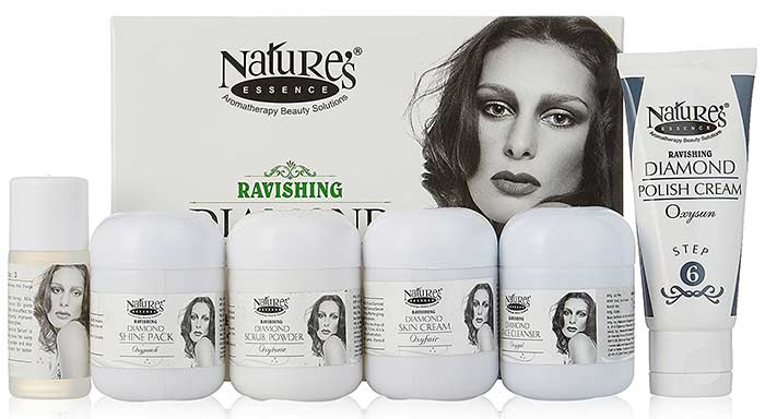 Nature's Essence Ravishing Diamond Facial kit