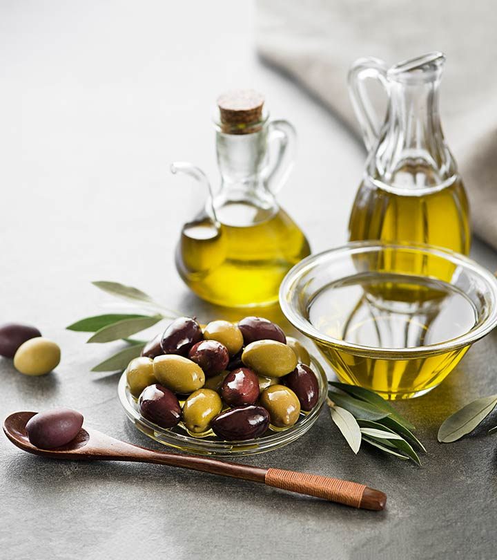 Olive Oil (Jaitun Ka Tel) Benefits, Uses and Side Effects in Hindi