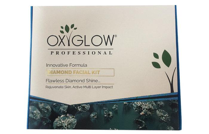 Oxyglow Innovative Formula Diamond Facial Kit