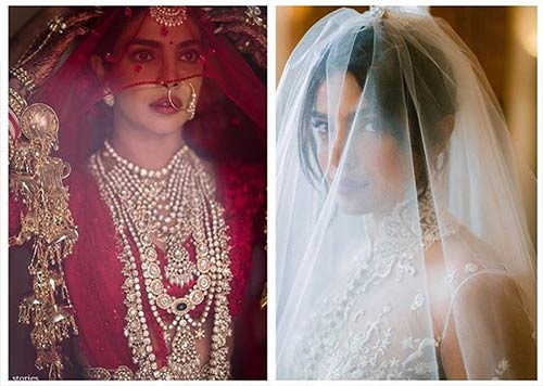 Pick A Bollywood Theme For Your Wedding Dress