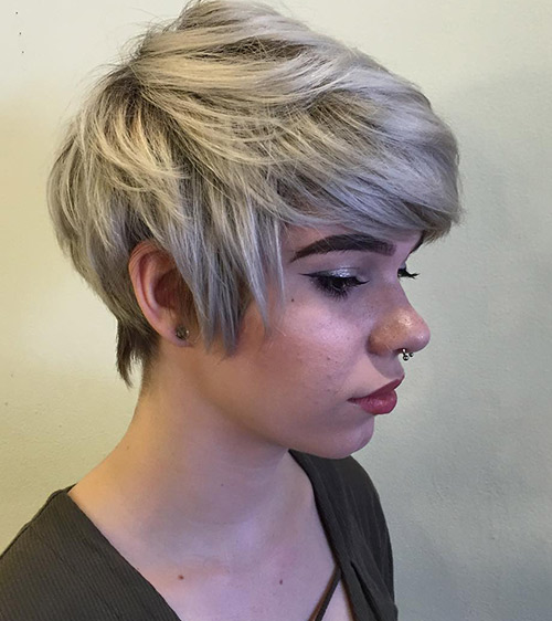 Pixie Bob Wedge Cut