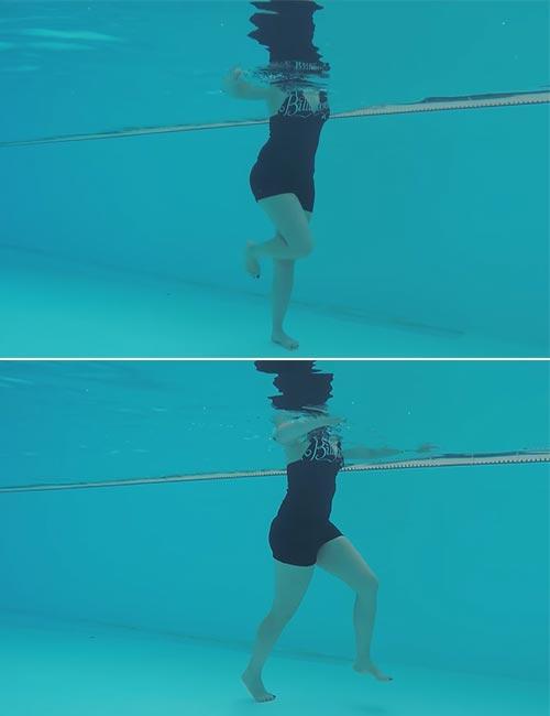 Pool Walking