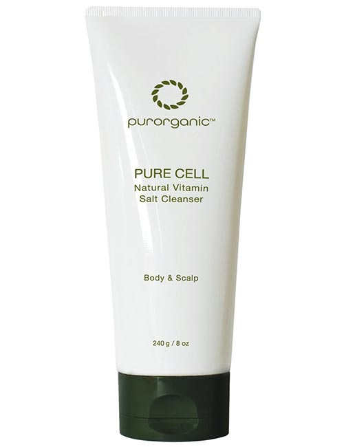 Purorganic Pure Cell Natural Vitamin Salt Cleanser