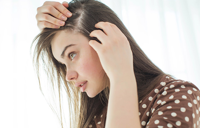 Castor Oil for White hair in Bengali