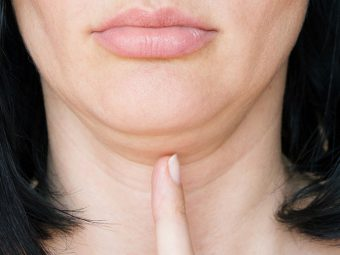 Remedies And Exercises To Get Rid Of Double Chin in Hindi