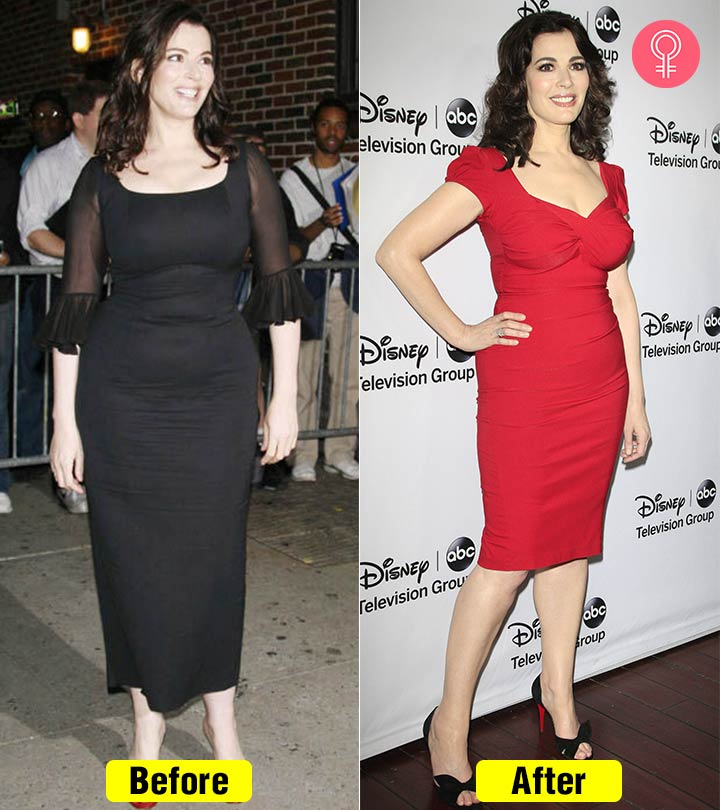 Revealed! How Celebrity Chef Nigella Lawson Lost 12 kg