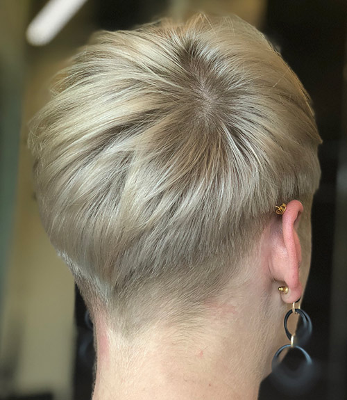 Slight Undercut Wedge