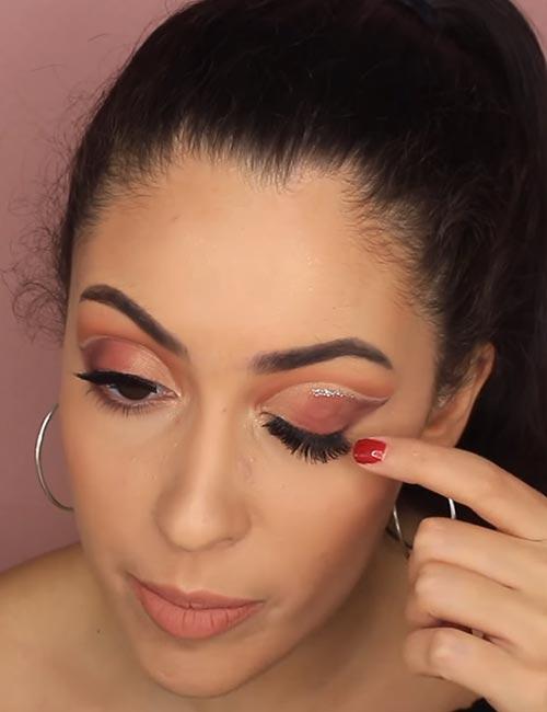 Step 3 Time For Eyeliner