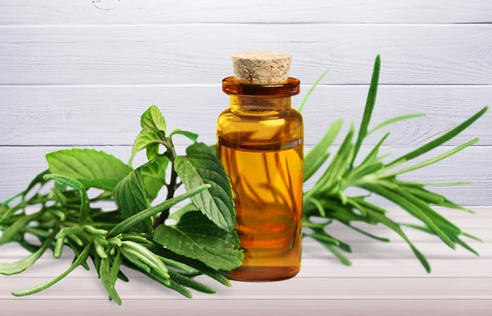 Tea Tree Oil - Shingles