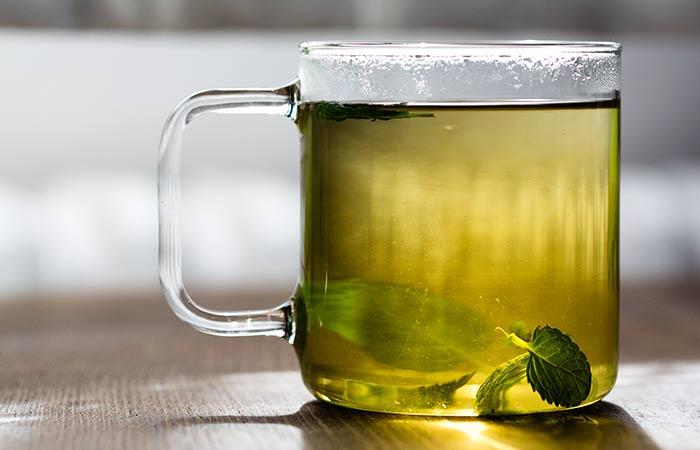 Pet ke Jalan ke Liye Tea