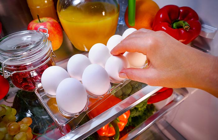 Tips To Store Eggs