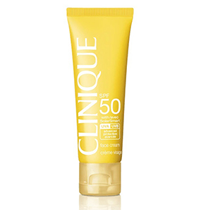 Clinique Broad Spectrum SPF 50 Sunscreen Body Cream