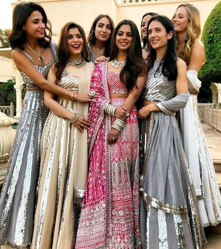 What NOT To Wear To An Indian Wedding