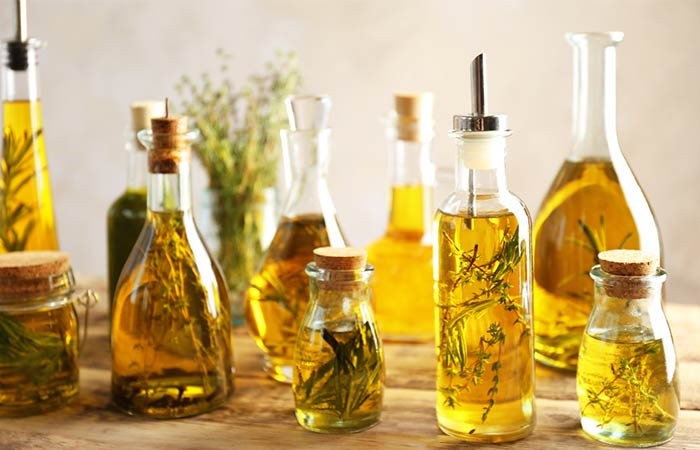 Which Oils Are Considered Dry Oils
