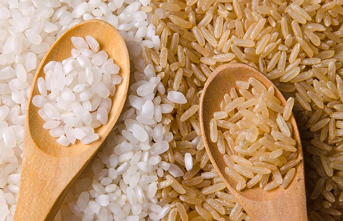 White Rice Or Brown Rice
