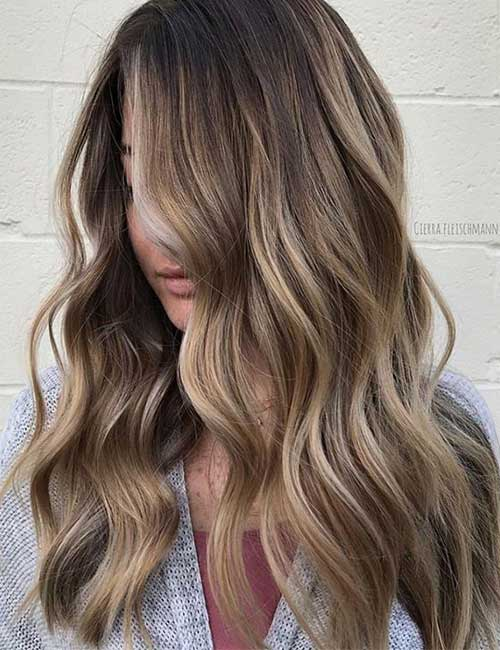 40 Eye Catching Blonde Highlights For Brown Hair Bronde