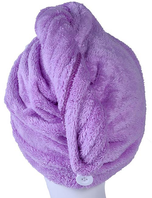 YYXR Microfiber Hair Drying Towel