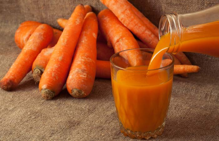 Carrot for Ascites in Hindi