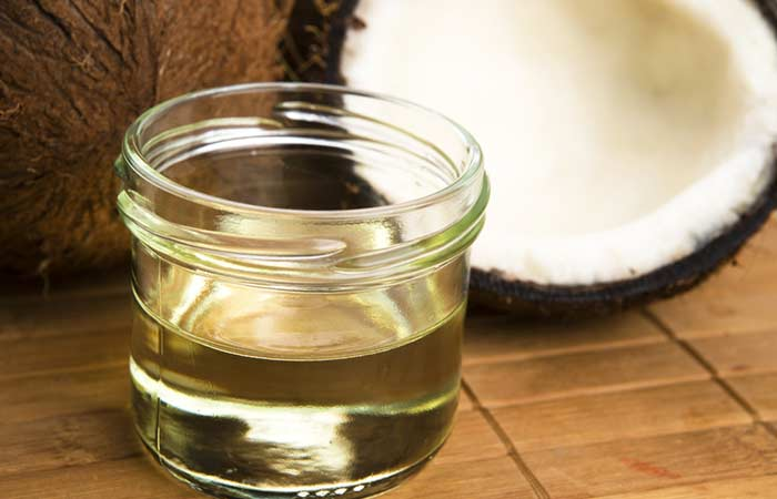 Coconut Oil - Shingles