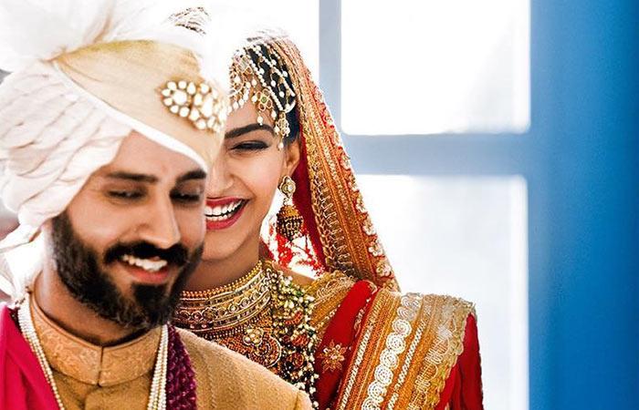 1. Sonam Kapoor Ahuja And Anand Ahuja