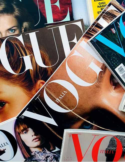 Vogue - Fashion Magazines