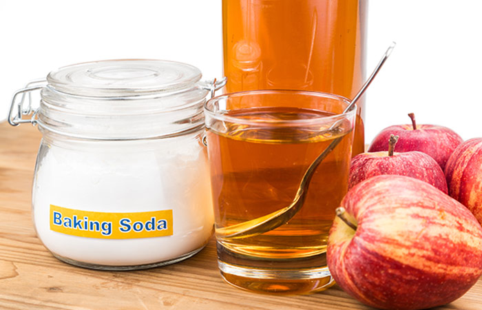 1.Baking-Soda-And-Apple-Cider-Vinegar