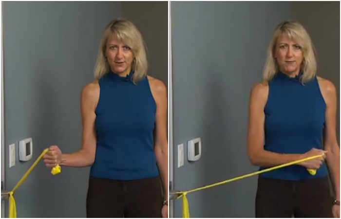 Shoulder Internal Rotation - Rotator Cuff Exercises