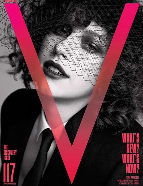 V - Fashion Magazines