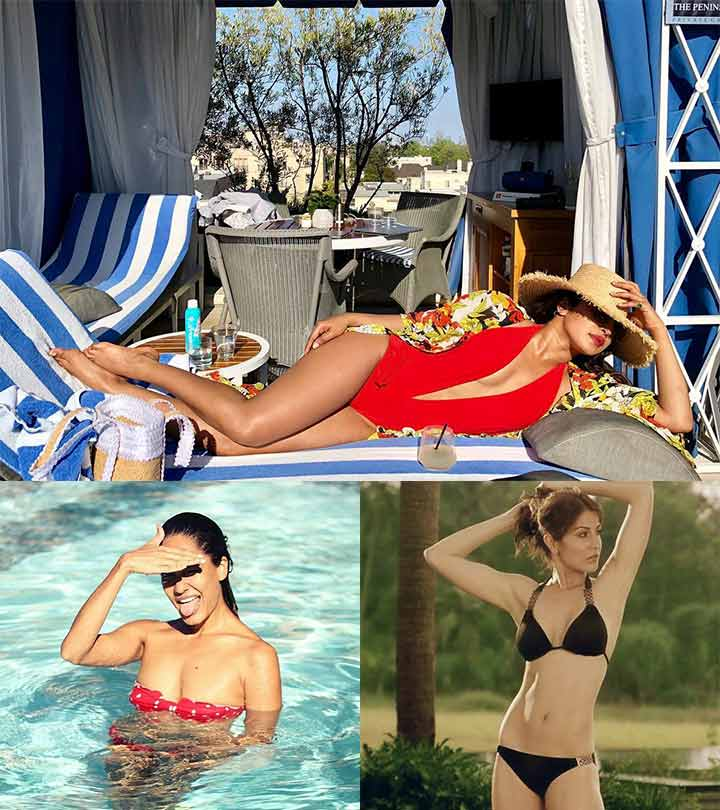 9 Top Bollywood Actresses Who Rocked The Bikini Look