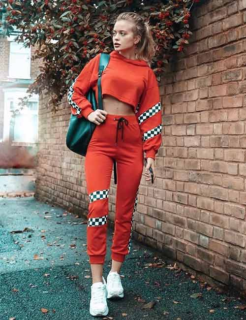 Tracksuits - Brunch Outfit