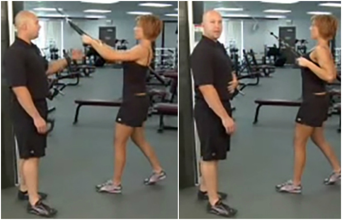 High-To-Low Rows - Rotator Cuff Exercises