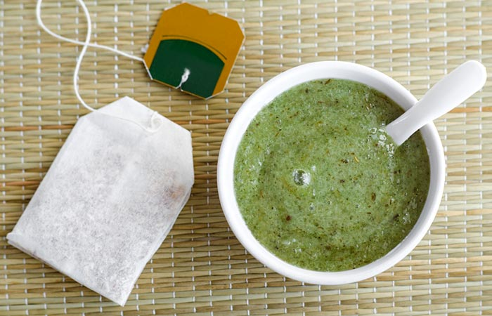 Kaolin Clay And Green Tea Face Mask