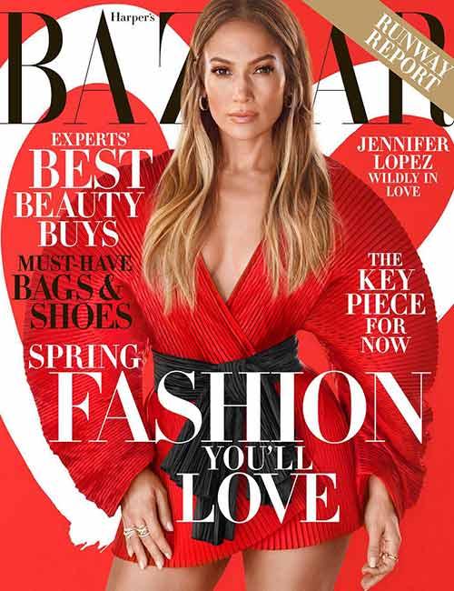 Harper's Bazaar - Fashion Magazines