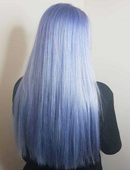 Frozen Blue
