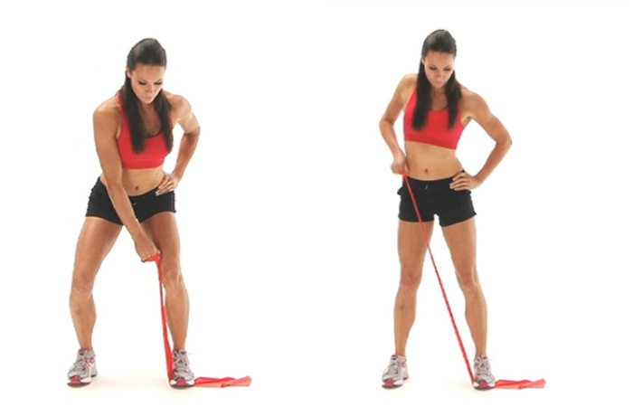 Lawn Mower Pull - Rotator Cuff Exercises