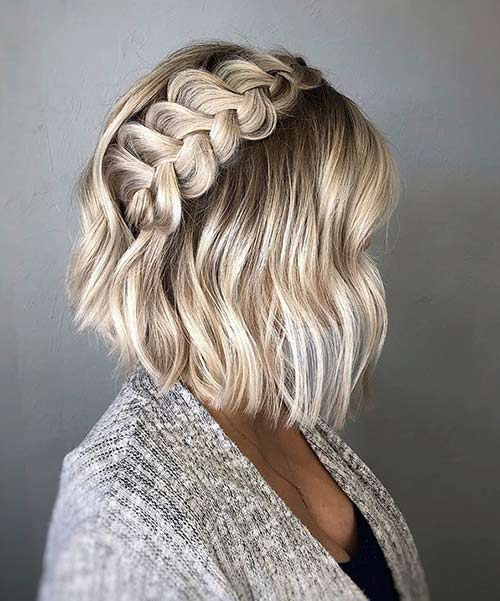 Side Accent Braid