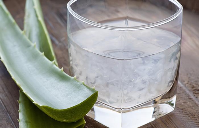 Aloe Vera Juice - Homemade Mouthwashes